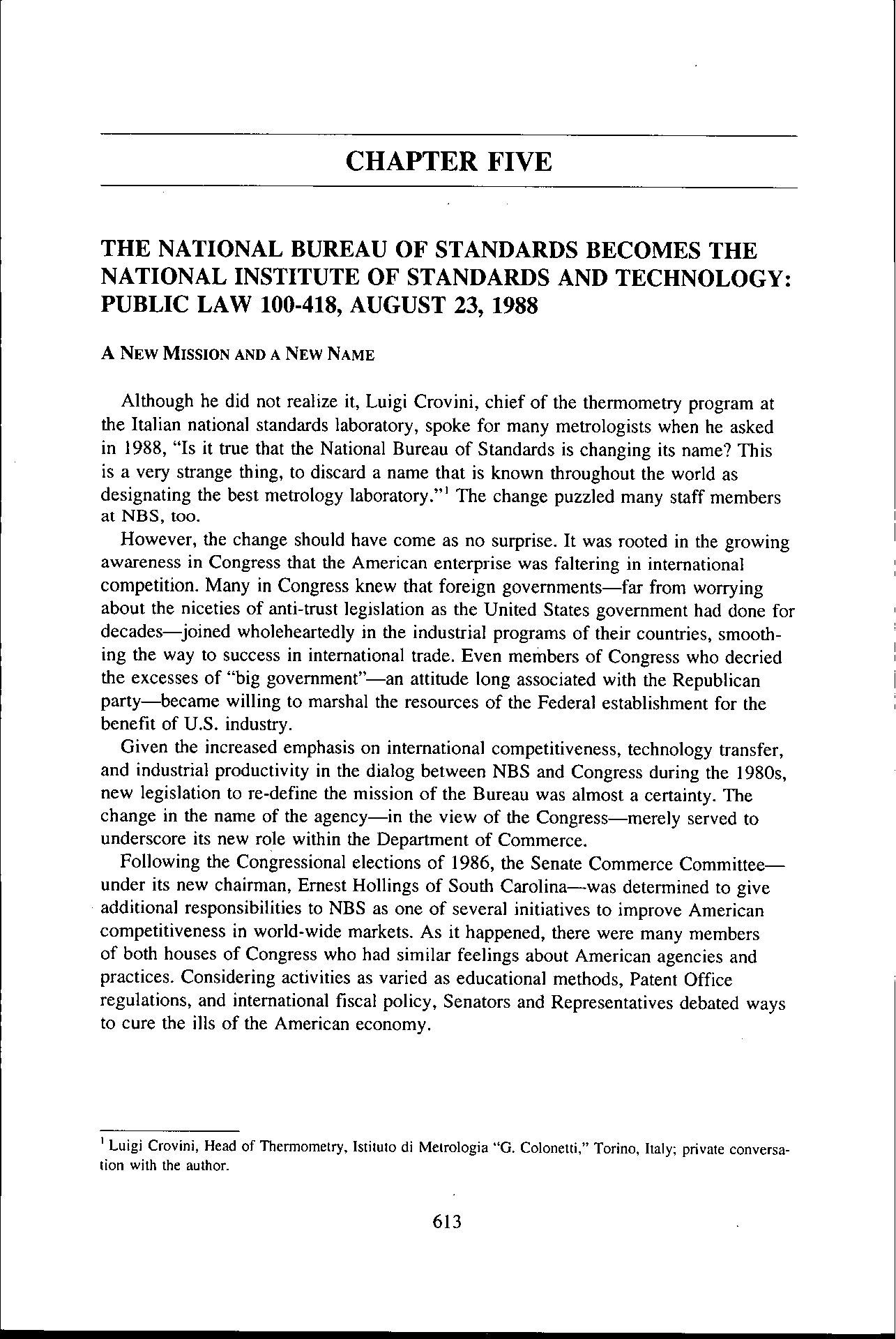 Page 1 - NBS-NIST History Volumes - NIST Digital Archives